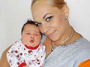 Viktorie Nejedlíková bude v Ústí nad Orlicí těšit rodiče Nicolu Nejedlíkovou a Jiřího Kováře. Když se 26. 8. v 18.29 hodin narodila, vážila 3680 g.