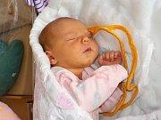 Emma Kolková přišla na svět dne 24. 11. v 9.16 hodin Kristýně a Tomášovi z Rychnova nad Kněžnou. Při narození vážila 3230 g.