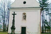 Kaple sv. Anny v Ústí n. O.-Hylvátech.