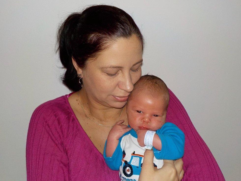Kristián Romanovskij je po Viktórii druhé dítě Jany a Andreje z Lanškrouna. Na svět přišel s váhou 3760 g dne 28. 12. v 18.49 hodin.