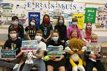 Studenti se těší na projekty Erasmus+