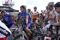 Bikemarathon byl v letošním roce obzvláště těžkým závodem.