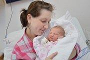 Jana Luxová je po Davidovi druhou radostí pro Kristýnu Pavlíkovou a Petra Luxe z Dolní Čermné. Narodila se 9. 1. v 10.27 hodin a vážila 3,9 kg.