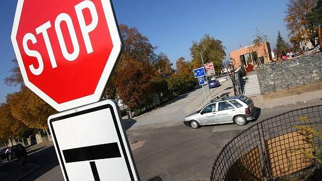 Pozor na novou dopravní situaci u Kociánky.