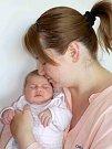 Kristýna Zvárová je prvorozená dcera Moniky a Jana z Damníkova. Narodila se 20. 5. v 12.55 hodin a vážila 4550 g.