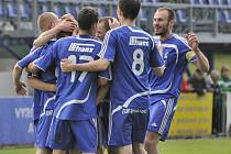 Nejen ze vstřeleného gólu proti Ústí se mohli radovat fotbalisté Letohradu.