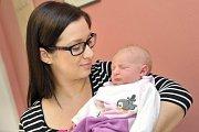 Sofie Vernerová se narodila 20. listopadu v 11.41 hodin. S rodiči Terezou a Janem a sestřičkou Simonou bude doma v Rudolticích. Holčička vážila 3,130 kg.