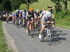 Tradiční etapový závod se uskutečnil v Lanškrouně po osmačtyřicáté.