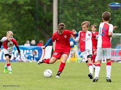 Finálový turnaj Ondrášovka Cupu ve Vysokém Mýtě.