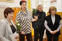 V pátek v Základní škole speciální Lanškroun byl slavnostně otevřen bezbariérový vstup do budovy školy.