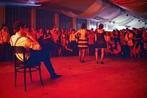 Elektroswingový ples v Žamberku.