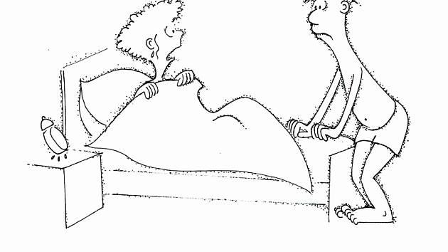 Vtip týdne: Platonická poloha.
