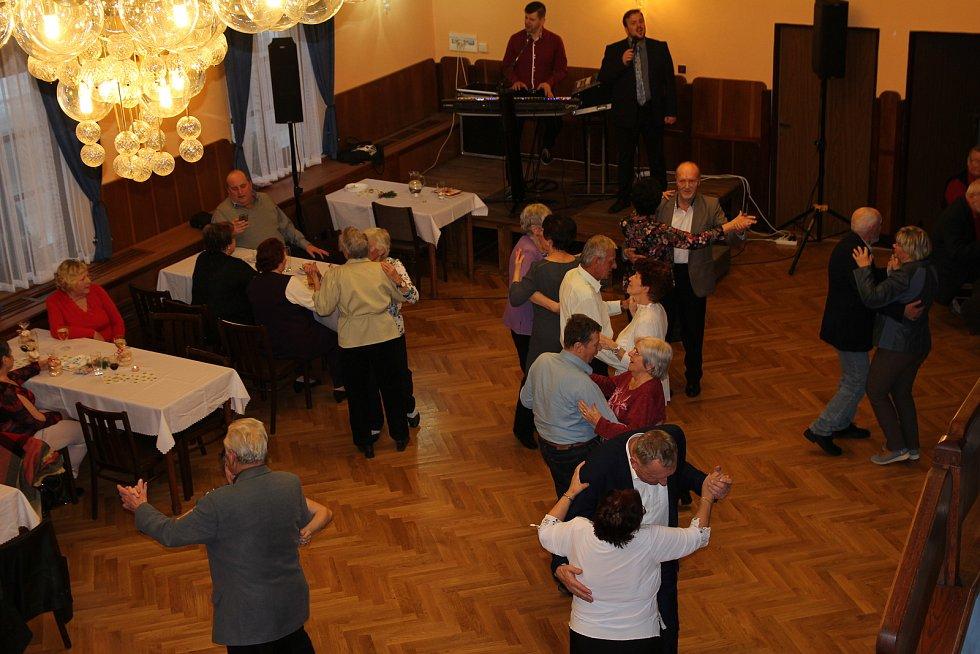 Setkání seniorů bylo letos jubilejní dvacáté.