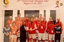 Univerziáda Bangok 2007