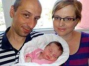 Ema Stejskalová je další přírůstek do rodinky Lenky a Lukáše z Letohradu. Když se 5. 5. v 8.34 hodin narodila, tak vážila 3510 g. Doma ji přivítají sourozenci Anežka, Tomáš, Magda a Štěpán.