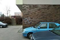 Vandalismus v Ústí nad Orlicí
