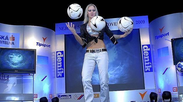 Nejúspěšnější sportovec 2009.