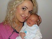 Daniel Ďuriš je prvorozený syn Terezy a Daniela z Ústí nad Orlicí. Narodil se 21. 10. v 9.21 hodin a vážil 3260 g.