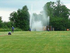 V Žamberku připravují netradiční hasičskou soutěž.