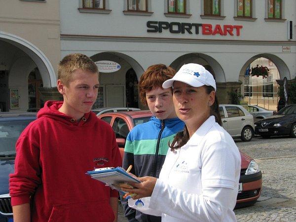 Hvězdy Severovýchodu vÚstí nad Orlicí.