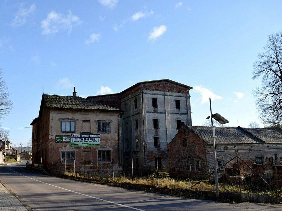 Petříkův mlýn v Letohradě v roce 2017.