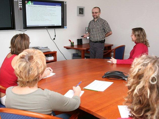 Centrum vzdělávání je od loňského roku i v Dolní Dobrouči.