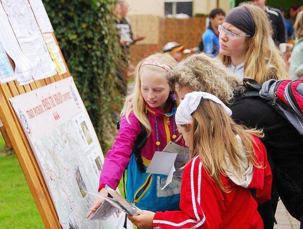 Na turisty budou čekat také v areálu Domova pod hradem Žampach.