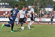 Fotbalový MOL Cup: TJ Jiskra Ústí nad Orlicí - 1. FC Slovácko.