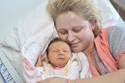 Šarlota Spěváková je prvním dítětem Kristýny a Vladimíra z Chocně. Narodila se 15. 2. v 1.24 hodin s váhou 3,6 kg.