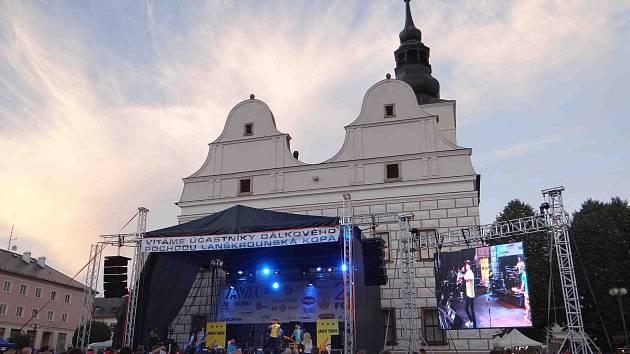 Lanškrounská kopa 2016.