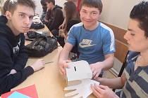 Letohradské soukromé gymnázium hostí v rámci projektu Comenius studenty z Francie a Itálie.