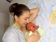 Jaroslav Podolský je prvorozený syn Radky a Filipa z Ústí nad Orlicí. Na svět přišel s váhou 3300 g dne 9. 11. v 16.38 hodin.