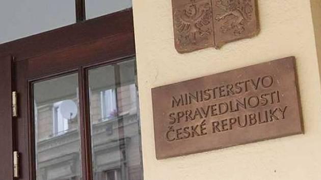 Ministerstvo spravedlnosti. Ilustrační foto