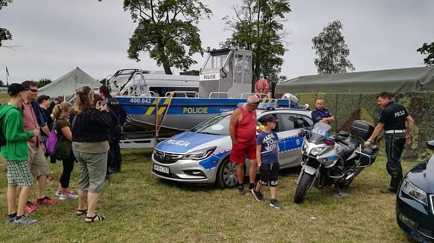 Policisté na cihelně