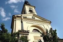 Kostel sv. Jakuba v České Třebové.