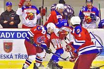 Krajská hokejová liga: HC Kohouti Česká Třebová - BK Havlíčkův Brod B.