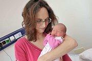 Nela, tak pojmenovali dceru Monika Kozáková a Milan Pražák ze Žamberku. Na svět přišla 16. 5. ve 14.20, kdy vážila 2,96 kg. Těší se na ni i sourozenci Kryštůfek a Vojtíšek.