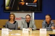 V sídle agentury Czech Tourism v Praze se uskutečnila tisková konference k letošnímu XI. ročníku hudebního festivalu Kocianovo Ústí a 58. ročník Kocianovy houslové soutěže.