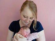 Emílie Štěchová se narodila mamince Pavle a tatínkovi Jiřímu z Horních Libchav dne 24. 2. v 16.49 hodin. Doma se na ní již těší sourozenci Matěj a Karolína.