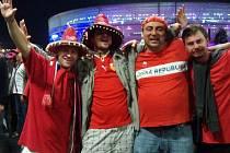 Kamil Urban s kamarády vyrazil na fotbalové Euro.
