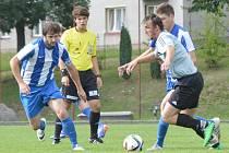 MÁLO PLATNÉ, kvalita týmu, který hraje o dvě třídy výše, se projevila. Fotbalisté Svitav v poháru postupují dále, Jablonné se může soustředit už jen na ligovou soutěž.