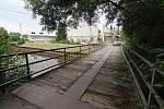 Most Na Bělisku přes Tichou Orlici v Ústí nad Orlicí se dočká opravy.