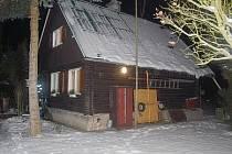 Požár rodinného domu v České Třebové vyšetřuje policie. Někdo ho zapálil úmyslně.