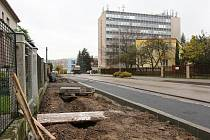 Město Ústí nad Orlicí prochází rozsáhlými úpravami.