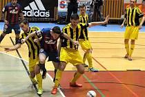 RVÁT SE. Hráči Nejzbachu už si v letošní sezoně dokázali, že když podají stoprocentní výkon, mohou porazit každého.