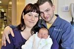 Barborka Řehořová je po Adélce druhou dcerou manželů Naděždy a Lukáše z Řetůvky. Když se jim 15. února 32 minut po půlnoci narodila, vážila 3,75 kg.