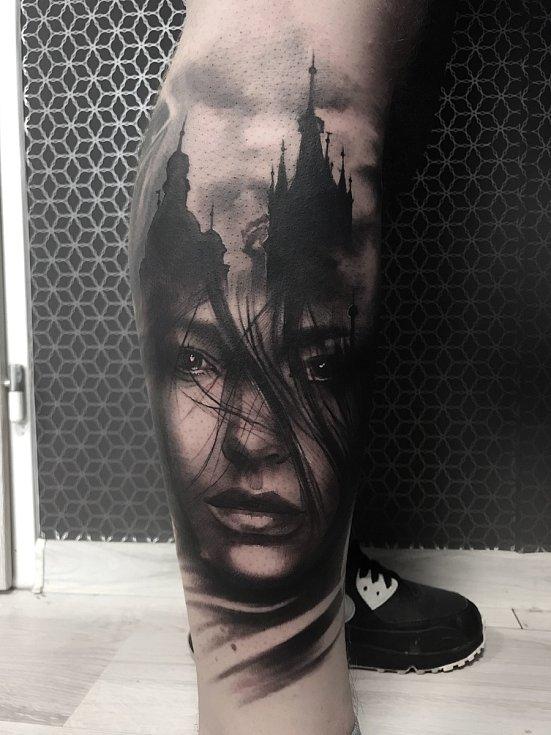 Studio Petr Sedloň Tattoo.