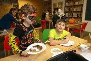 Halloweenský večer pro děti v DDM Duha v Ústí nad Orlicí.