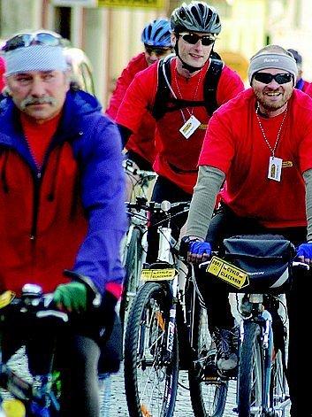Účastníci Cyklo Glacensis 2007.