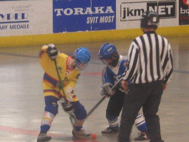 Letohradští mladší žáci skončili ve skupině A semifinále mistrovství republiky v hokejbale čtvrtí.